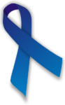 Blue Ribbon for Ankylosing Spondylitis Awareness